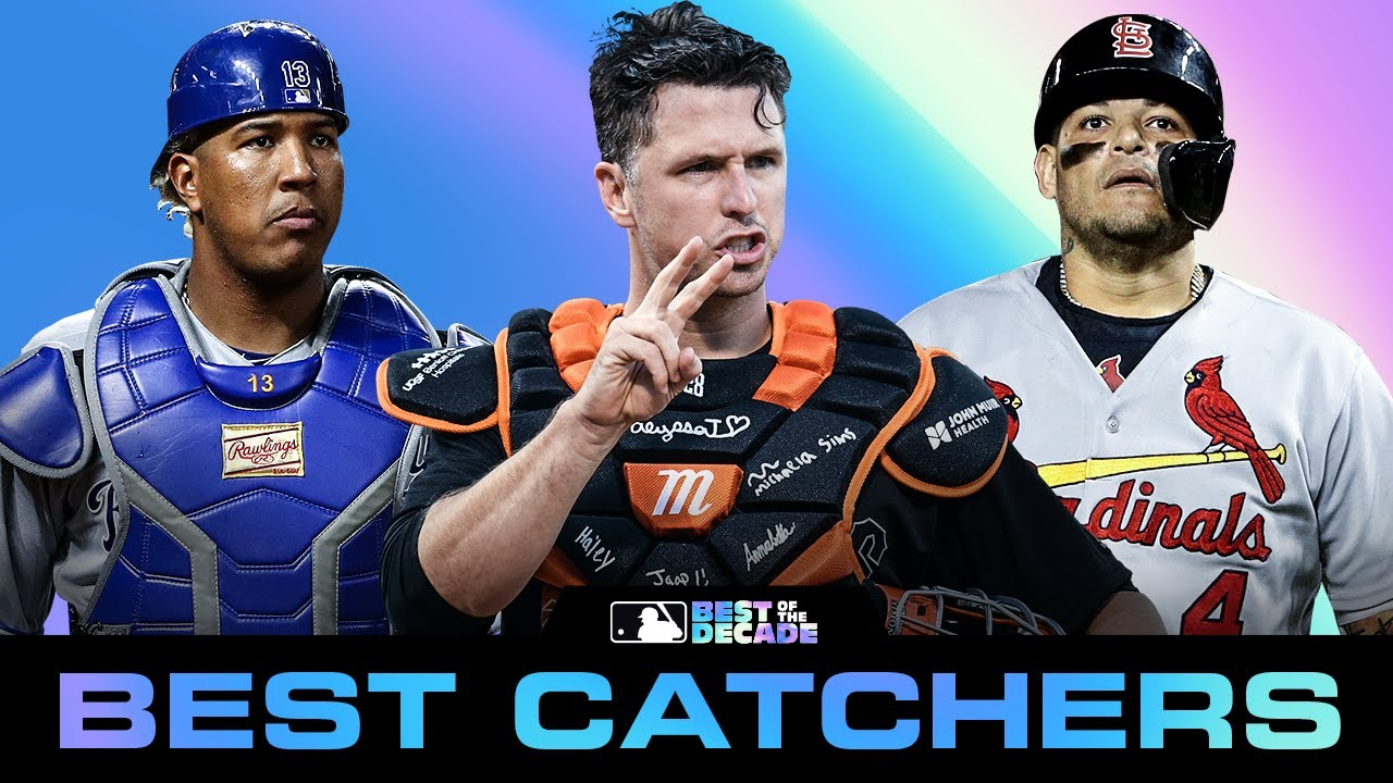 Best Catchers of the 2010s | Best of the Decade