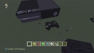 How to Build an Xbox One Controller in Minecraft
