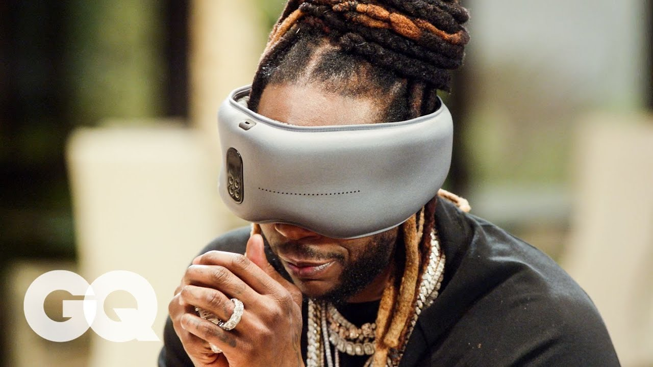 2 Chainz Tries a $300 Sleep Mask | Most Expensivest | GQ & VICE TV