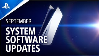 PlayStation September System Software Updates - New PS5, PS4 and Mobile App Features