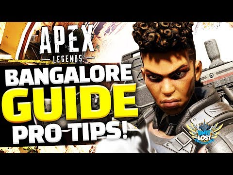 Apex Legends Bangalore Guide! Pro Tips And Advice!