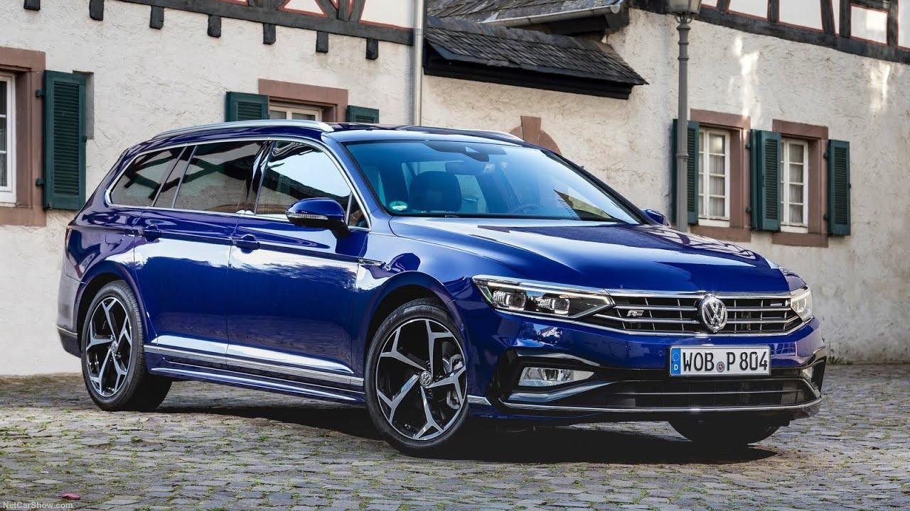Volkswagen Passat Variant 3 - 3 Review, Photos, Exhibition, Exterior  and Interior