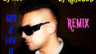 Sean Paul - Got 2 Luv U Ft. Alexis Jordan (Dj Nev & Dj Rajobos remix)