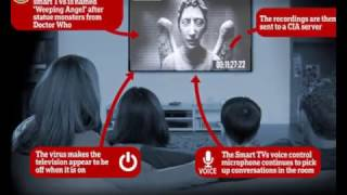 How Samsung TV Viewers Were 'Recorded Via Their Sets By British And US Spies Who..