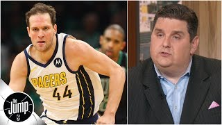 The Jazz could contend in the West after signing Bojan Bogdanovic - Brian Windhorst | The Jump