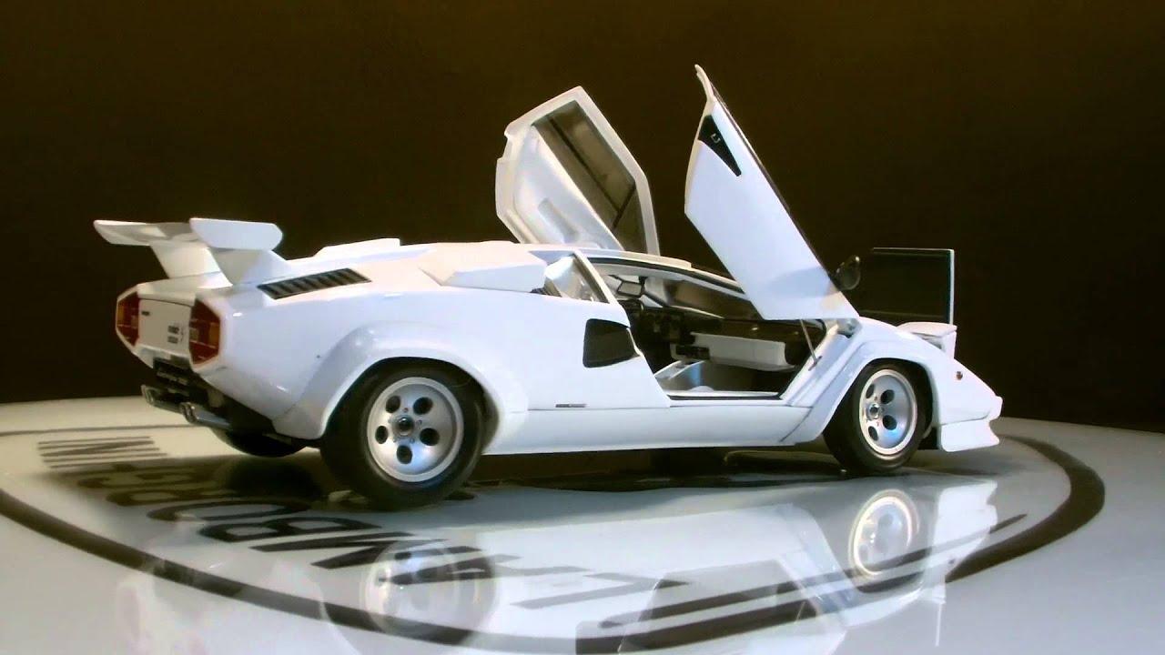 maxresdefault Cool Lamborghini Countach Diecast 1 18 Cars Trend