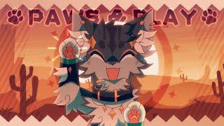 Paws & Play - Animation MEME / Gift For @elmira_503