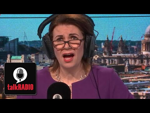 Julia Hartley-Brewer: 'I've got the right to shout at politicians when you do stupid things!