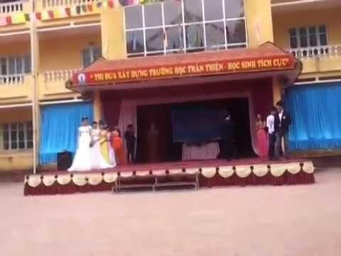 Chung kết Học sinh thanh lịch Trường THPT Lục Nam năm học 2013 2014   YouTube