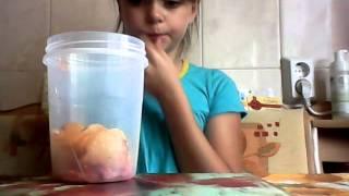 Салат вкусный (кармин) Алекс готовит