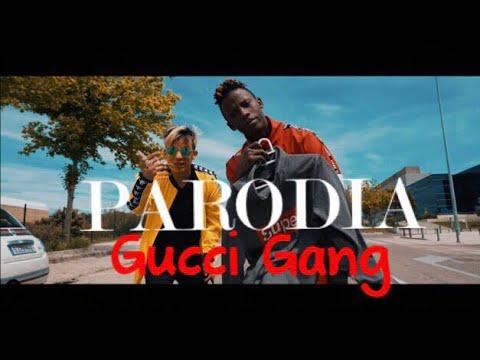 "Lil Pump ""Gucci Gang""   PARODIA (Gucci Fake)"