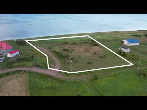 Real Estate Drone Video | Spence's Beach Road, Murray Corner, NB