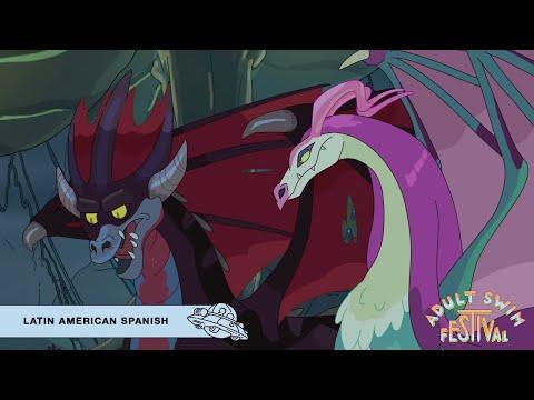 Rick and Morty: Slut Dragons (Multi-Language) | Adult Swim Festival