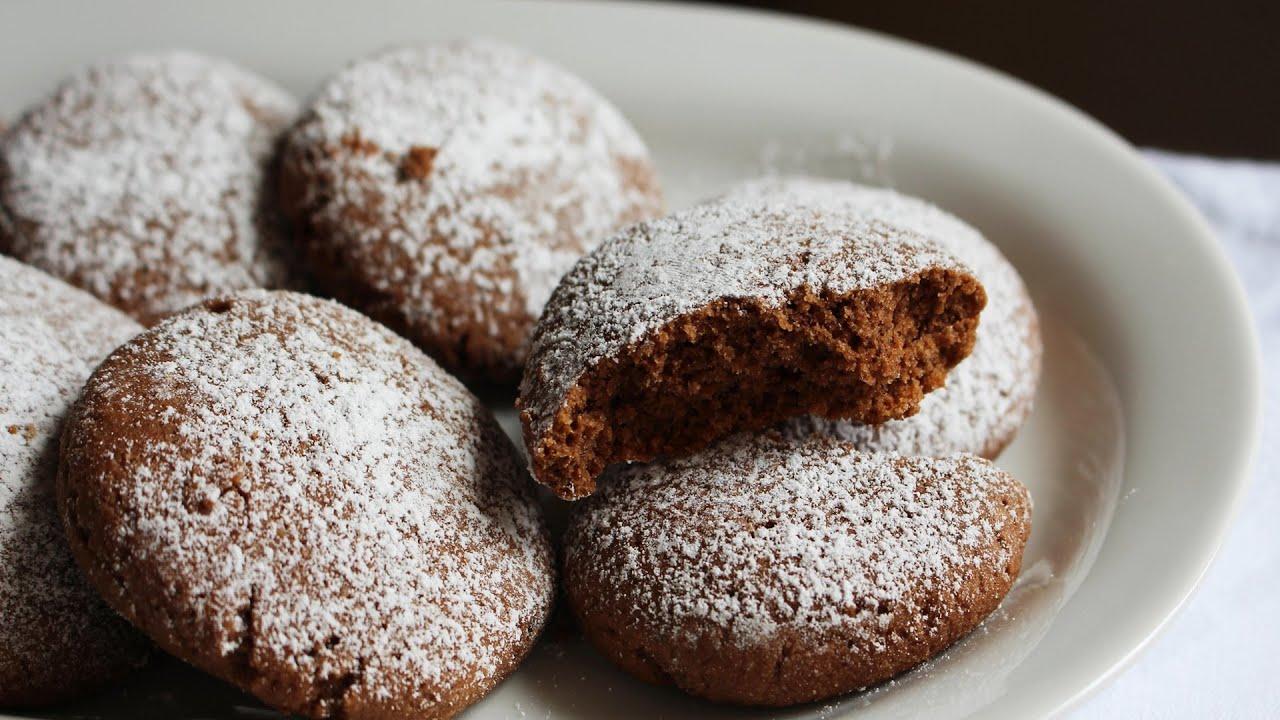 Top BISCOTTI AL CAFFÈ E CACAO | Ricetta senza glutine, lattosio e  YV39