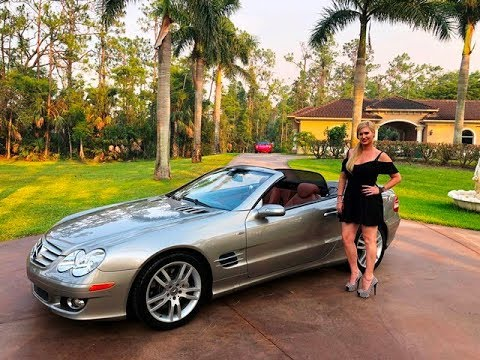 2007 Mercedes Sl550 Car Review W Mn Autohausnaples