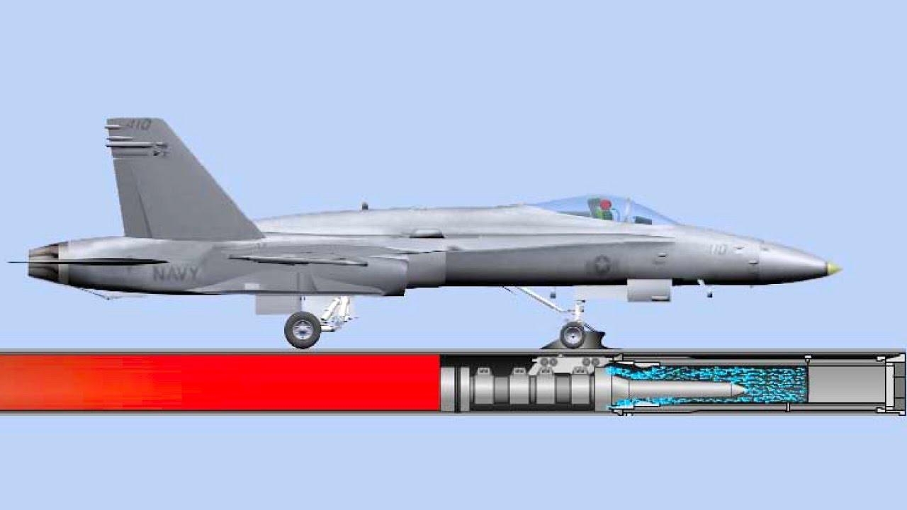 Usn Aircraft Carrier Steam Catapult Explanation Youtube V 22 Osprey Engine Diagram