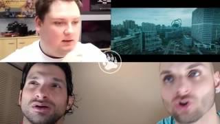 ПРИТЯЖЕНИЕ трейлер реакция иностранцев! #5 ATTRACTION Trailer #3 REACTION!