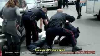 "Peel Police Taser Brampton Man Enhanced Original ""innocent Man Teased And Beaten Up By Cops!!"""