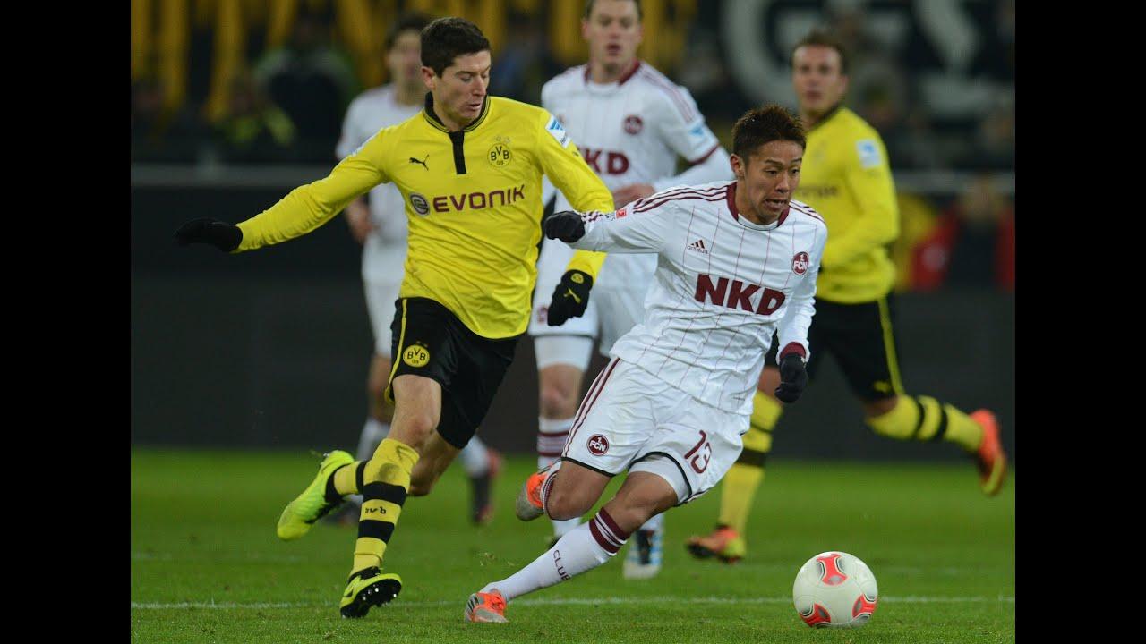 Club empfängt BVB: Mit 50.000 im Rücken zum Sieg   Vorbericht Nürnberg - Dortmund