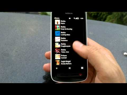 In-Depth Look at the Nokia 808 PureView Music Player