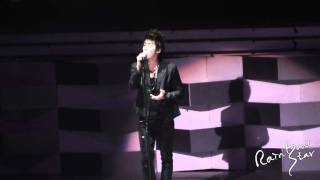 vuclip [full fancam] 110910 SHINee Jonghyun solo Mexwell「This woman's work」@1st Concert in Singapore