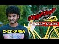 Chikkanna Comedy Scenes | Chikkanna As College Leader Comedy Scenes | Masterpiece Kannada Movie