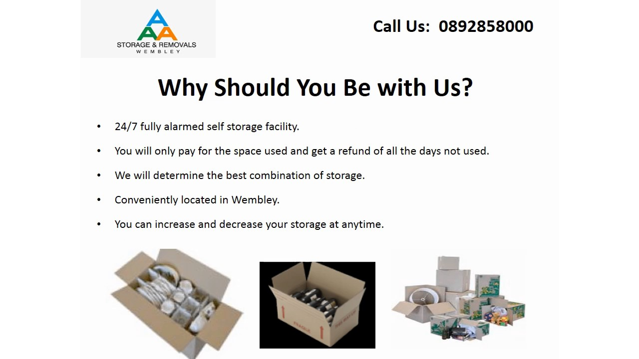 AAA Storage U0026 Removals Offering Self Storage In Perth