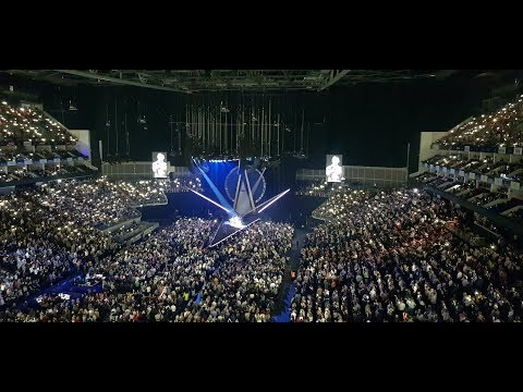Raw Footage: Sam Smith - O2 Arena - Monday 9 April 2018