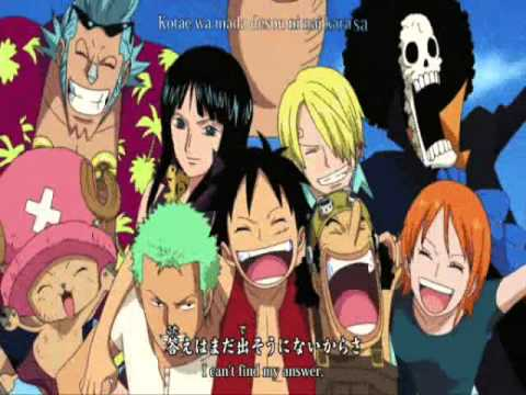 One PIece -Wolves of the Sea