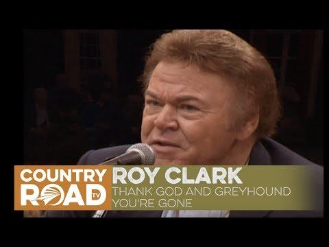 Roy Clark sings