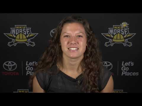 Know Your Norse 2018-2019 Women's Tennis - Taylor Culbertson