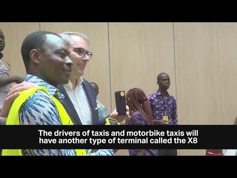 MTN Benin - MoMoPay Launch News Clip