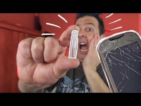 cellhelmet liquid glass screen protector is so good that you get $300 if your phone screen cracks!