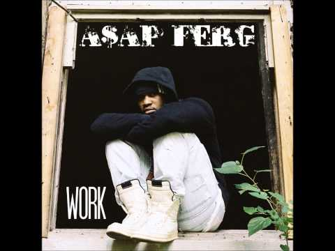 A$AP FERG - WORK (REMIX) INSTRUMENTAL (Reprod. By Dapp on tha Track) HQ