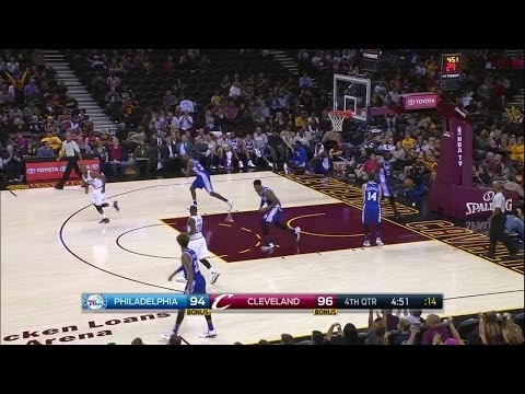 Highlights: Jordan McRae (20 points) vs. the 76ers, 10/8/2016