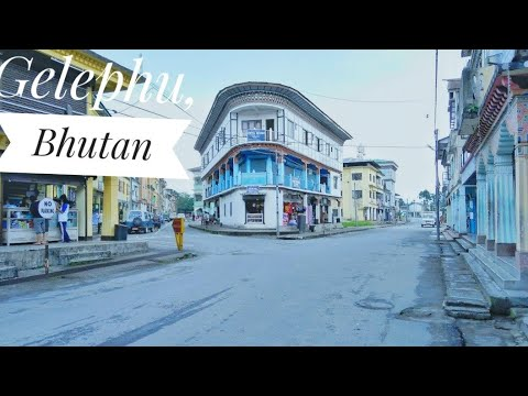 Gelephu, Bhutan picnic (GCARSU) vlog video