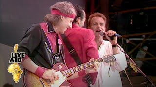 Download Dire Straits / Sting - Money For Nothing (Live Aid 1985) Mp3 and Videos