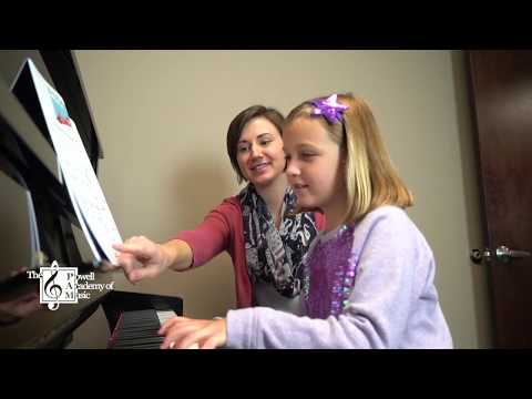 Learn More About The Powell Academy of Music