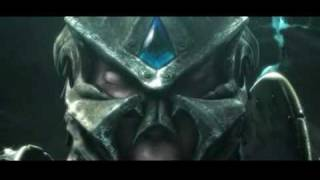 Arthas Becomes The Lich King Warcraft III Cinematic