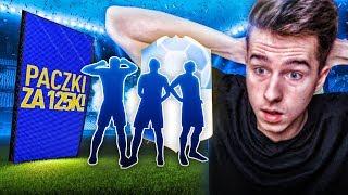 TRAFIŁEM TOTGS I 2 WALKOUTY W JEDNEJ PACZCE!!! PACZKI ZA 100K I 125K! | FIFA 18 PACK OPENING
