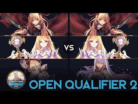 Azuru vs Sheepy - Chronogenesis EU Qualifier II - Shadowverse Open