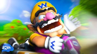 SMG4: Wario Tries To Stop Himself From Dying