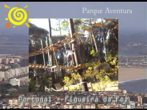 Turismo na Figueira da Foz - Parque Aventura