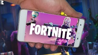 CAME OUT 💥 UPDATE FORTNITE MOBILE ANDROID, FREE GAMEPAD FOR SUBSCRIBERS + TRIGGERS
