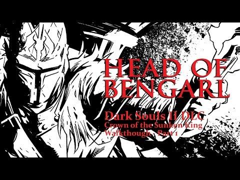 Dark Souls II - Crown of the Sunken King - Walkthrough Part 1