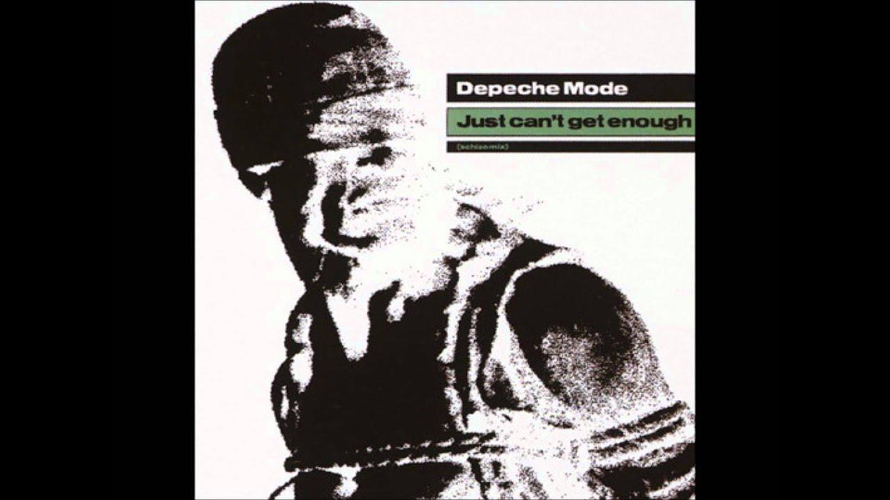 Depeche Mode - Just Can't Get Enough (Schizomix)