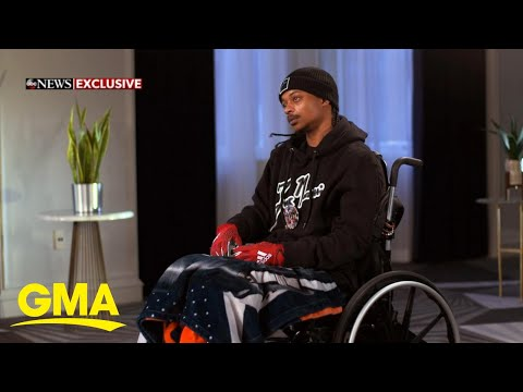 Jacob Blake speaks out for 1st time since near-fatal shooting in exclusive interview