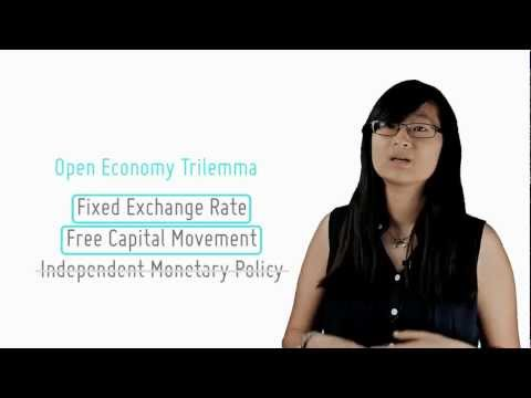 Exchange Rate Policy Instead Of Monetary Policy