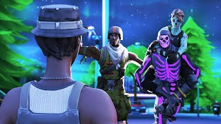 I tried out for a TOXIC OG SKINS Clan using RECON EXPERT... (Rarest Skins in Fortnite)