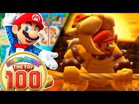 YO SOY BOWSER!!! | ✨ Mario Party: The Top 100 ✨ | Ep 5 con -- ALEX & YADIRA --